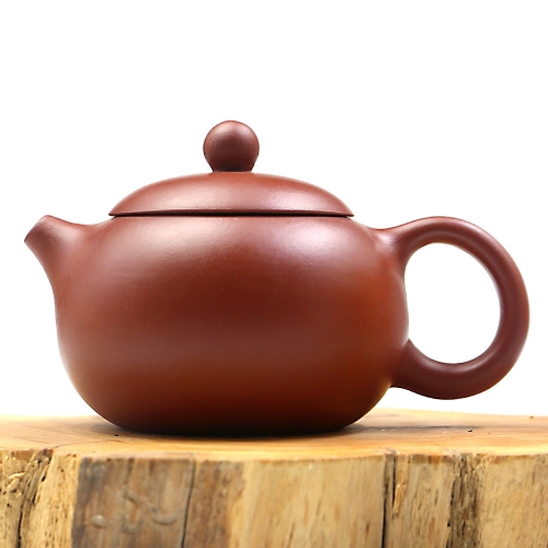 Чайник с фильтром Wang Guowang Handmade Purple Clay Huanglong Mountain Raw Ore Dahongpao Mud Tea Pot 150ml